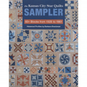 The Kansas City Star Quilts Sampler - Blocks from 1928 to 1961 Book