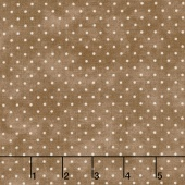Beautiful Basics - Classic Dot Mushroom Yardage