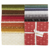 "Woolies Heritage Flannel 10"" Squares"