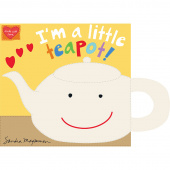 Huggable & Lovable Books - Teapot Book Multi Panel