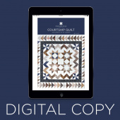 Digital Download - Courtship Quit Pattern by Missouri Star