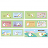 Molang - Soft Book Panel