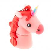 Tula Pink Unicorn 16GB USB Drive - Pink