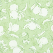 Ambrosia Farm - Freshly Picked Leaf Fabric Yardage