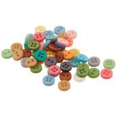 """Lori Holt Cute Little Buttons - 1/4"""""""