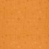Decostitch - Elements Pecan Praline Yellow Yardage