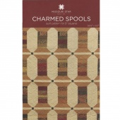Charmed Spools Quilt Pattern by Missouri Star