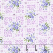 Afternoon in the Attic - Memento Lavender Flannel Yardage