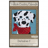 Dalmatian 2 Precut Fused Appliqué Pack