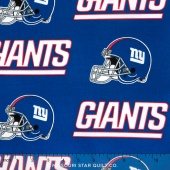 NFL - NY Giants Cotton Yardage