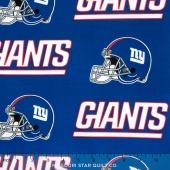 NFL - NY Giants Cotton Yardage