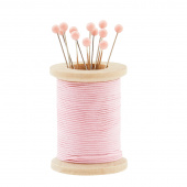 Magnetic Thread Spool Pin Holder - Pink