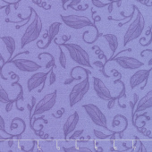 Sweet Pea & Lily - Swirly Leaves Aster Yardage