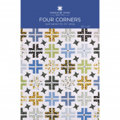 Four Corners Quilt Pattern by Missouri Star
