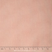 Little House on the Prairie - Scenic & Icons Ticking Stripe Red Yardage