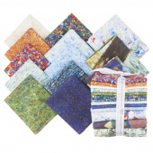Seurat - Artist Series Digitally Printed Fat Quarter Bundle