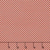 Merry Go Round - Polka Dots Red Yardage