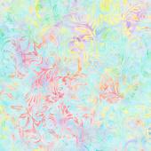 Floralicious Batiks - Leaf Tendrils Cupcake Yardage