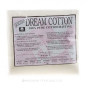 Quilter's Dream Select Natural Cotton Full Batting