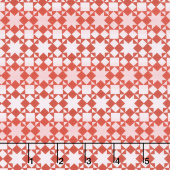 Holiday Heartland - Small Monotone Quilt Red Yardage
