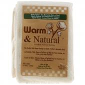 Warm & Natural® Cotton Batting Crib