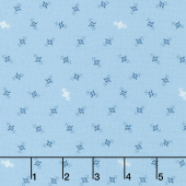 Royal Blue - Heartbeat Cornflower Yardage