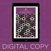 Digital Download - Diamond Terrace Quilt Pattern by Missouri Star