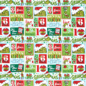 How the Grinch Stole Christmas - Patch Holiday Yardage