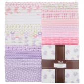Cozy Cotton Flannels Sweet Ten Squares