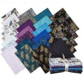 Peacock Flourish Fat Quarter Bundle
