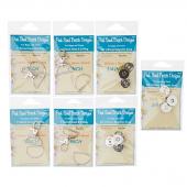 Malibu Sling Hardware Kit - Silver