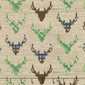 The Great Outdoors - Outdoors Dear Tan Yardage