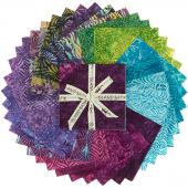 William's Garden Batiks Stamps