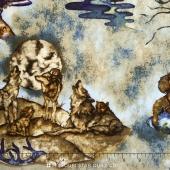 Wilderness Expressions - Animals Allover Adventure Yardage