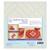 Casablanca Quilt As You Go Place Mat Kit