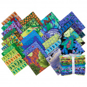 Kaffe Fassett Collective February 2021 Cool Fat Quarter Bundle