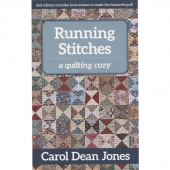 Running Stitches - A Quilting Cozy Series Book 2