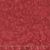 Tonga Batiks - United Vine Flowers Love Yardage