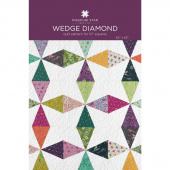 Wedge Diamond Pattern by Missouri Star