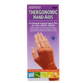Thergonomic Hand-Aids Support Gloves Pair - Large