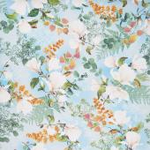 Magnolia - Bouquets Mist Yardage