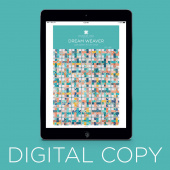 Digital Download - Dream Weaver Pattern by MSQC
