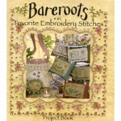 Bareroots Favorite Embroidery Stitches Book