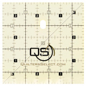 "Quilters Select Non-Slip Ruler - 3.5"" x 3.5"""