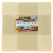 Bella Solids Snow Layer Cake