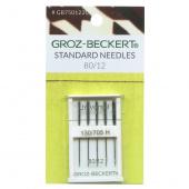 Needle Groz-Beckert 130/705H Carded sz80 Standard