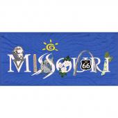 The Show Me State Laser Cut Kit - Missouri