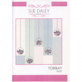 Sue Daley Torbay Pattern with Template and Papers