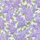 Lilacs in Bloom - Lilacs in Bloom Sage Yardage