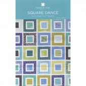 Square Dance Quilt Pattern by Missouri Star